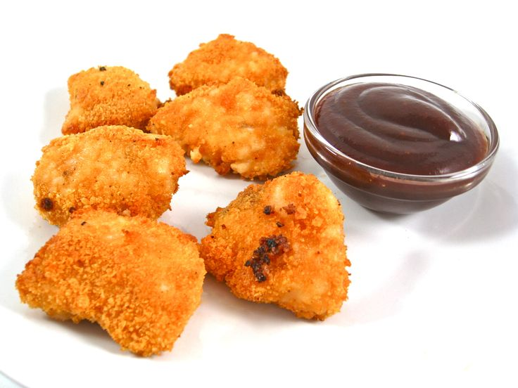 Guilt-free Chicken Nuggets | Homemade chicken nuggets, Free chickens ...