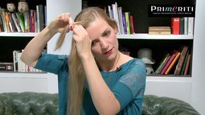 Tutorial trenza diadema (¡también para pelo corto!)