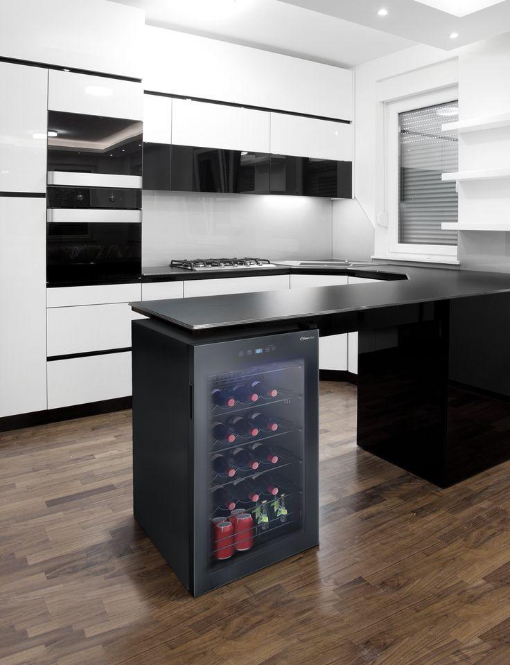 Inventor Appliances Weinkühlschrank Küchen Design Pinterest - küche mit weinkühlschrank