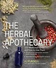 NEW The Herbal Apothecary by Jj Pursell BOOK (Paperback) Free P&H