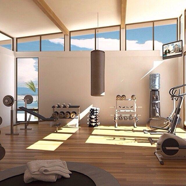 Дома хорошо  Но в зале лучше #love #gym #надоподкачаться - @fitnessmhk- #webstagram
