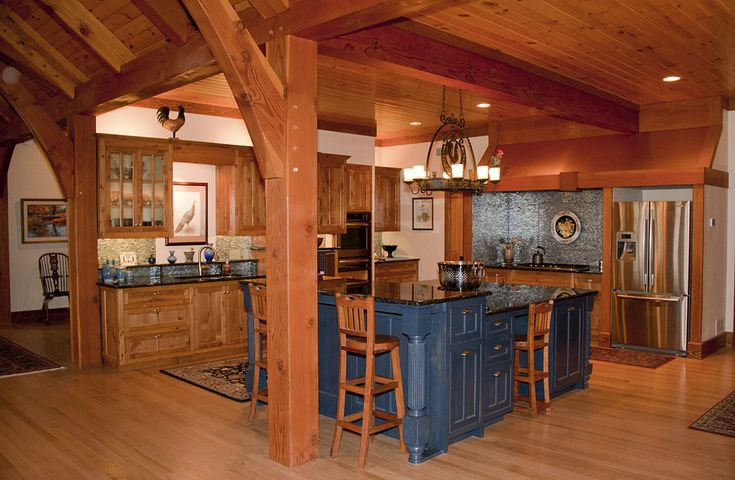 17 Best Images About Cool Kitchen Ideas On Pinterest Storage Ideas Stove And Post And Beam