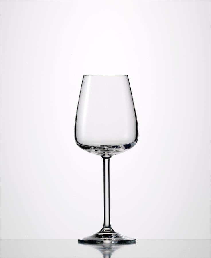 Eisch Vintec White WineAvante-garde flat bottom design Led-free crystal Made in…