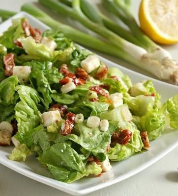TIP: Add Sundried or Semidried Tomatoes to salad with Scarmozza for rich, intensely smokey tomato flavoured salad.