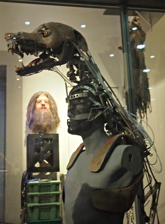 Harry Potter werewolf. Harry Potter Tour, London UK. http://worldtravelfamily.com