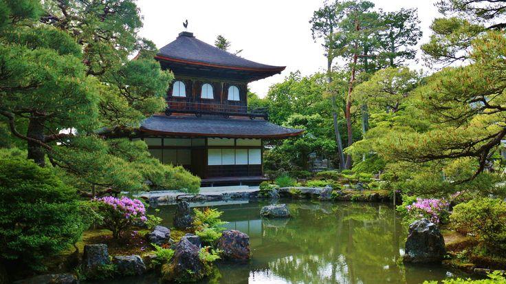 "https://flic.kr/p/Jdgynv | Early Summer Garden / UNESCO World Heritage Site Kyoto  Jishō-ji temple | location : Ginkaku-ji ( officially named Jishō-ji ) ,Kyoto city, Kyoto refecture,Japan   京都 慈照寺  (通称 :  銀閣寺)  Thank you for viewing my photo...*** :)  Ginkaku-ji (銀閣寺, lit. ""Temple of the Silver Pavilion""), officially named Jishō-ji (慈照寺, lit. ""Temple of Shining Mercy""), is a Zen temple in the Sakyo ward of Kyoto, Japan. It is one of the constructions that represents the H..."