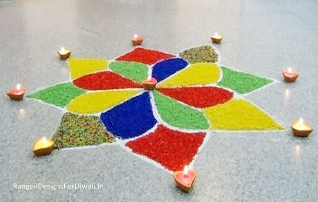 Beautiful Rangoli Patterns for this year Diwali.....