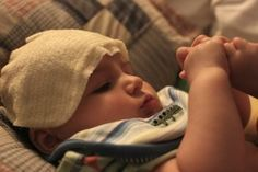 9 ways to bring your baby's fever down naturally #BabyCenterBlog