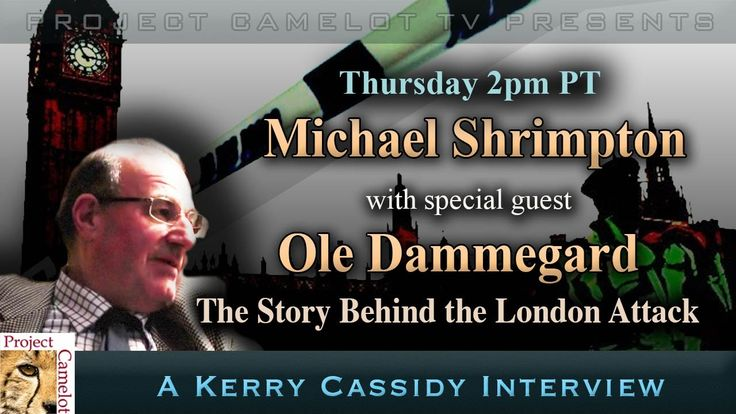 INTERVIEW WITH MICHAEL SHRIMPTON AND OLE DAMMEGARD RE LONDON