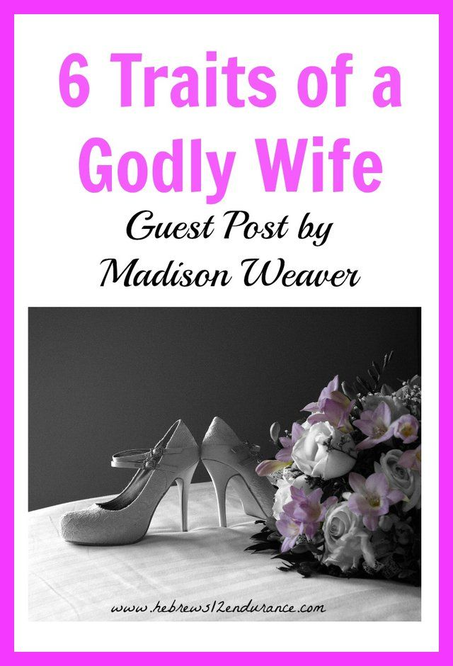 how to find a godly christian wife
