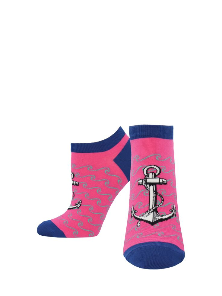Anchor Management Ped Socks