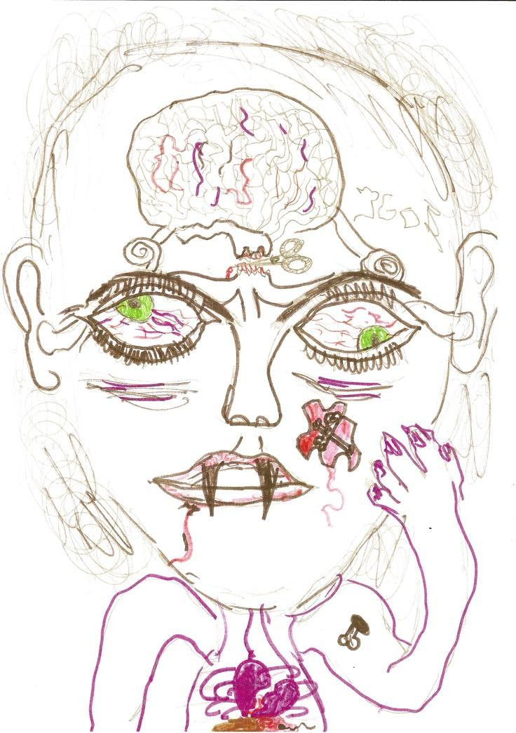 Hoe werkt jouw hoofd?  Dat vroeg de leerkracht aan deze leerling en ging matriXcoachen