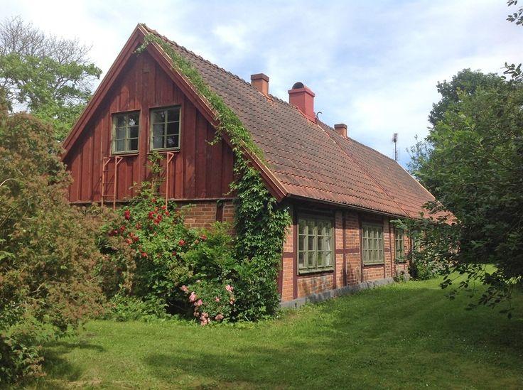 Annex till Lyby Säteri - söder om Ringsjön - Fastigheter - Skog, slott, lantbruk och herrgårdar till salu