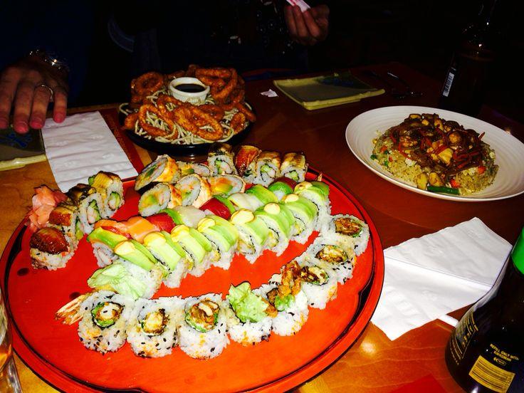 Sushi!!!!   #SakuraRestaurant  #CoralGables  #Miami