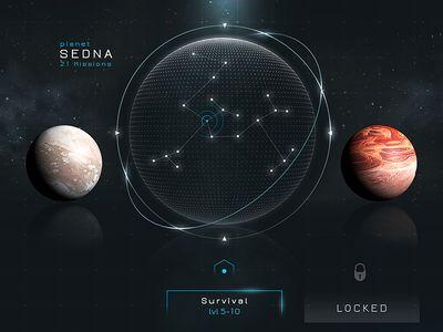 Warframe™ - Planet System