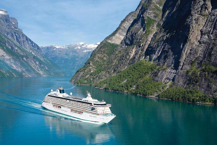 Los Fiordos Noruegos....en crucero