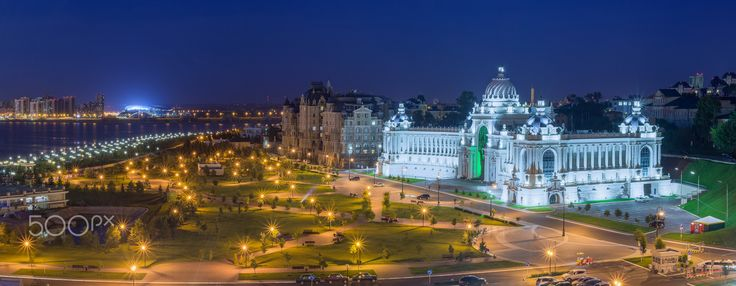 Kazan city (Russia) Google+