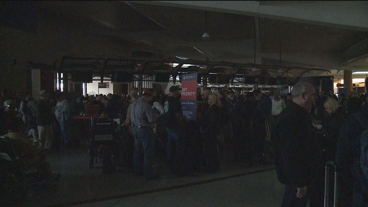Atlanta airport power outage: What we know now - KARE