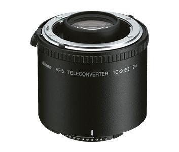 Nikon France - Produits arrêtés - Objectifs NIKKOR - 2013 - TC-20E II Teleconverter - Appareils photo numériques, Reflex, COOLPIX, Objectifs...