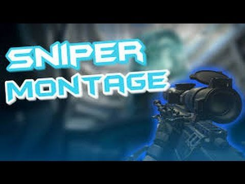 (2016) Call of Duty Black Ops 2 - Sniper Montage #4