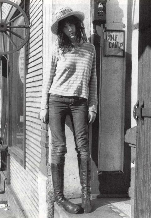 Patti Smith looking perfectly disheveled.: Pattismith, Fashion, Punk Rocks, Straws Hats, Style Icons, Tomboys Style, Patti Smith, Patties Smith, Hair Color
