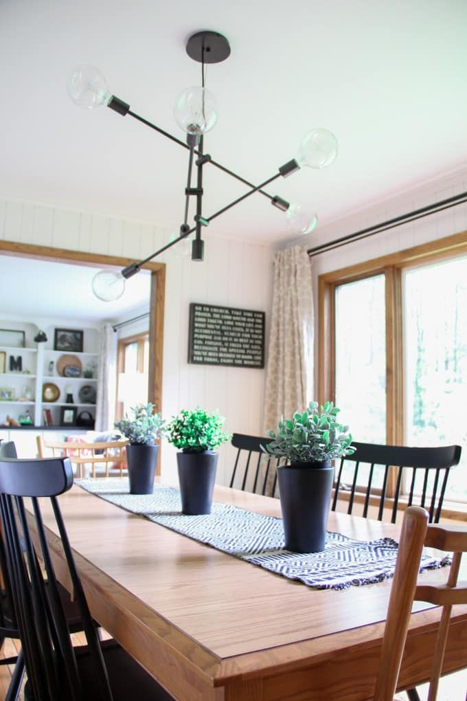 Summer Home Tour - Bright Green Door-Summer Home Tour, Modern Home, Scandinavian Home Tour, Scandi Mod Home Tour, Modern Home Tour, Modern Scandinavian Home, Eclectic Home Tour
