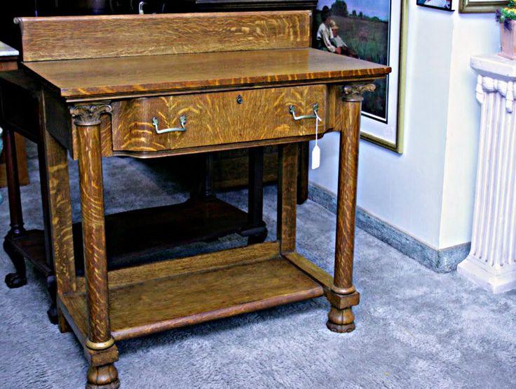 44 Best Quartersawn Beauties Images On Pinterest Antique Furniture Golden Oak And Antiques