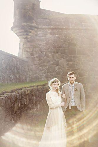 Vintage Wedding Photography - Glass Jar Photography - Unique Wedding Photographers