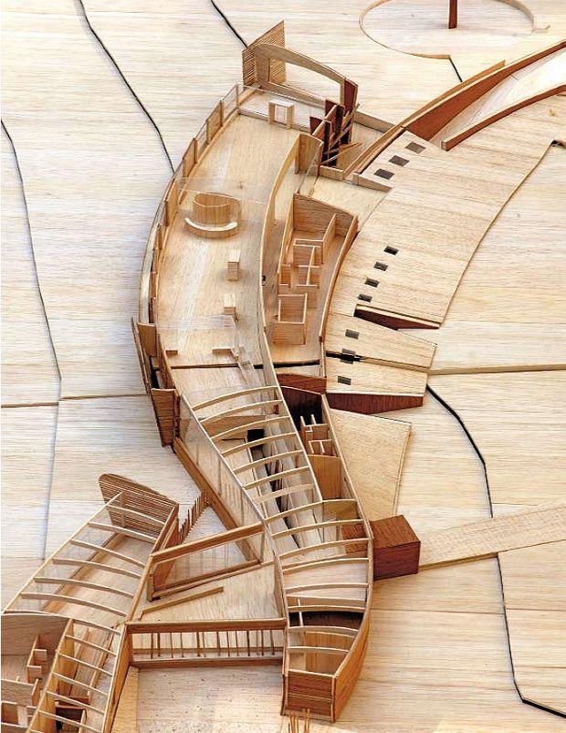 Resultado de imagen para ejes en partido arquitectonico