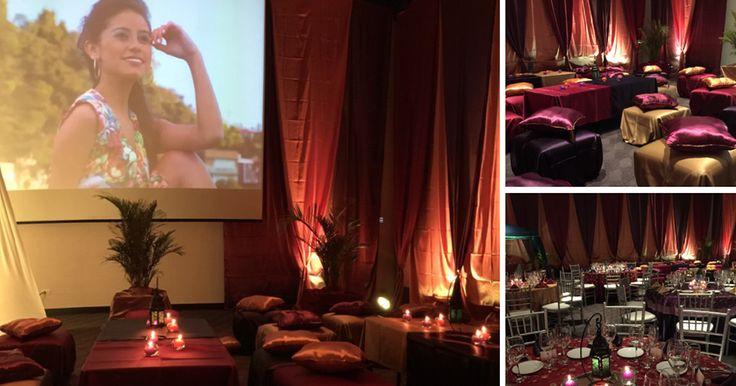 Las fiestas temáticas más increíbles se viven en nuestros salones.  Reserva y asesórate llamando al 7436697. http://goo.gl/b5V1lu