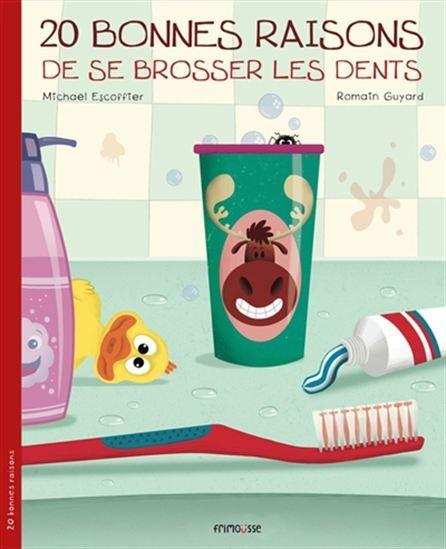 Un album pour rappeler que ne pas se brosser les dents comporte des risques.