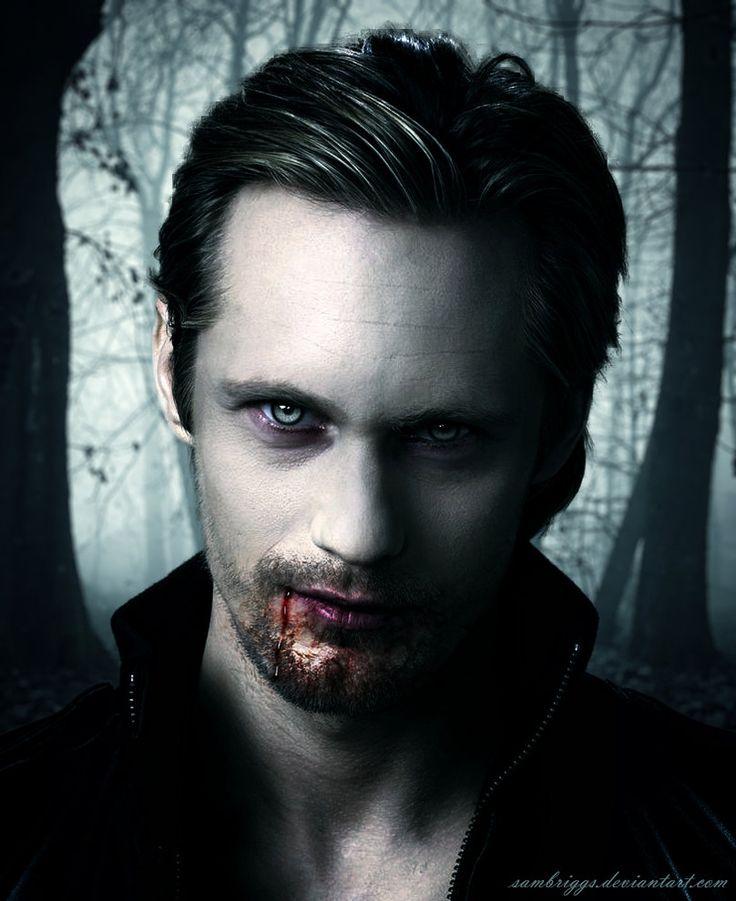 Открытки, вампиры картинки мужчины
