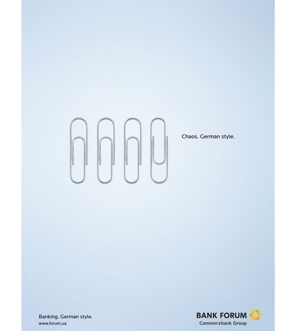 The universal idea of advertising is to get a message across in a straightforward and efficient way regarding a product or service; frequently the most excellent way to do this is to strip things down to the bare essentials. This gives rise to the concept of minimalist ads.  This post assembles a collection of 50 minimal printed advertisements, sensational examples where less is most definitely more.