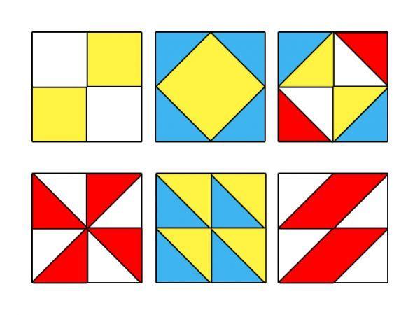Волшебные кубики / Дошкольники