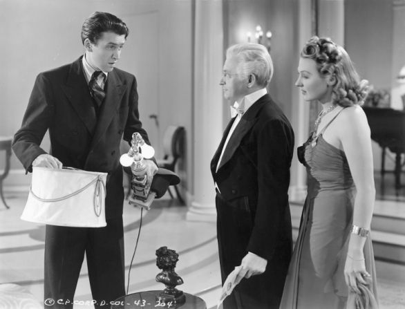 best mr smith goes to washington jimmy stewart movie images  jimmy stewart claude rains and astrid allwyn in mr smith goes to washington