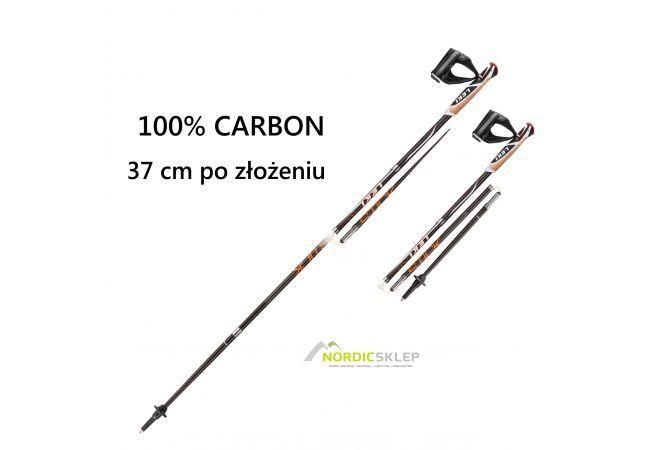 Leki Trail Stic Carbon 100%