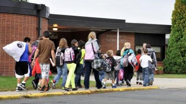 Public school officials in South Bend, Ind. are segregating elementary schools students by race and ferrying black students — and only black students — on visits to local colleges.