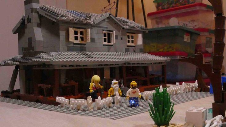Rob Zombie Facebook Yes kids! The Devil's Rejects Lego set is finally here!