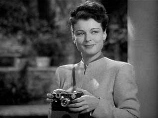 Ruth Hussey in _The Philadelphia Story_