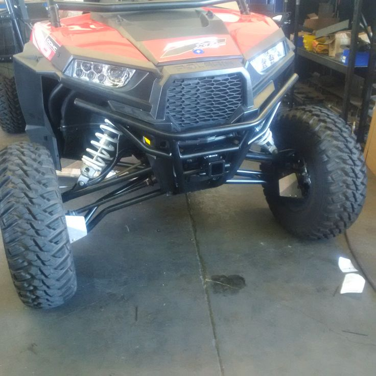 Used 2016 Polaris RZR XP 4 1000 EPS ATVs For Sale in California. Polaris 1000 4 Seater Custom Safari / Chase RZR. <br />The list of upgrades is endless, no expense spared. <br /><br />The vehicle has almost zero miles since it was a SEMA show vehicle. This has not been used for fun only SEMA and display, very low miles. <br /><br />Custom build long travel race suspension. Full Custom upgraded suspension. Wider Stance For Better Performance. <br /><br />Custom: Radius Roll Cage, Front…