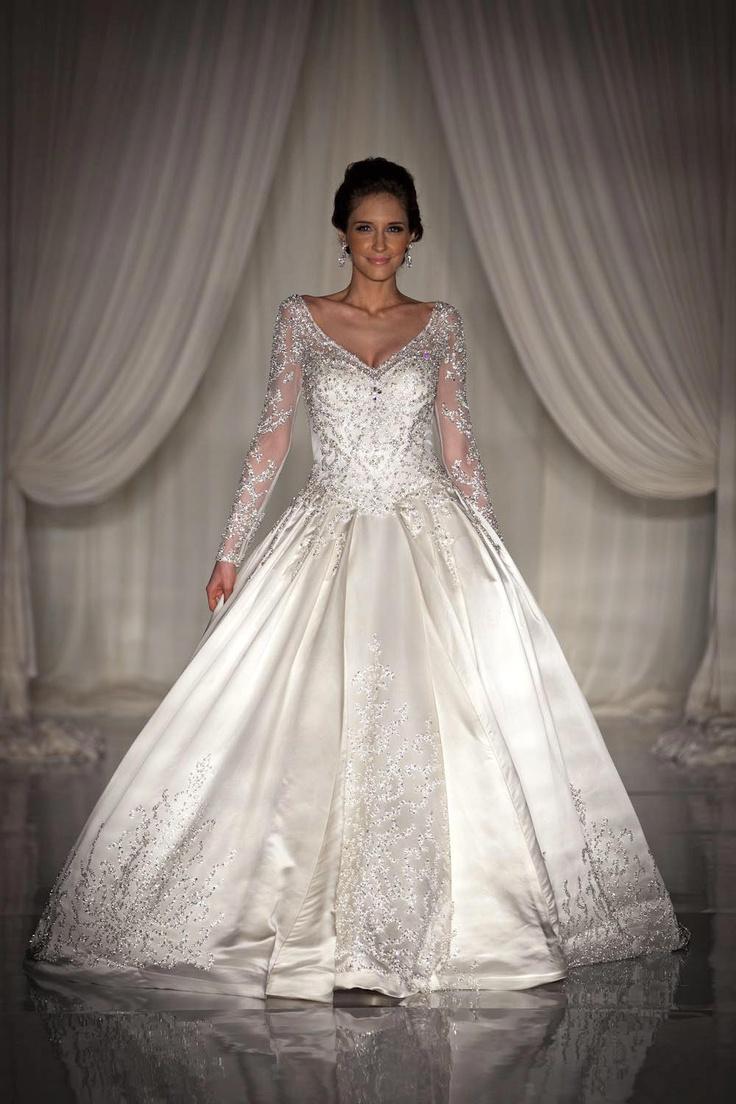 wedding dress designer stephen yearick white and gold wedding sweetheart corset ballgown dress