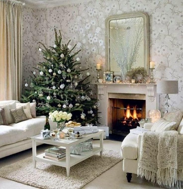 Decoración navideña con estilo