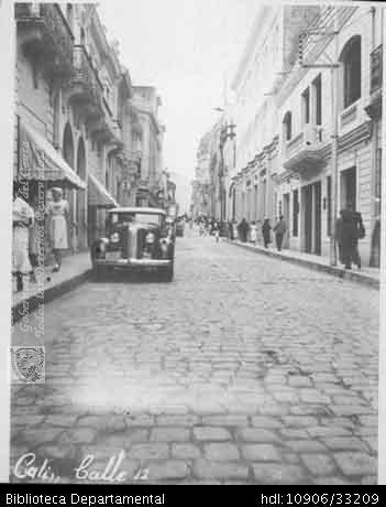 Fotografia de la Calle 12 con Carrera 6