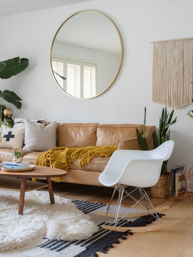 6 Big Living Room Rules Totally Worth Breaking This Year