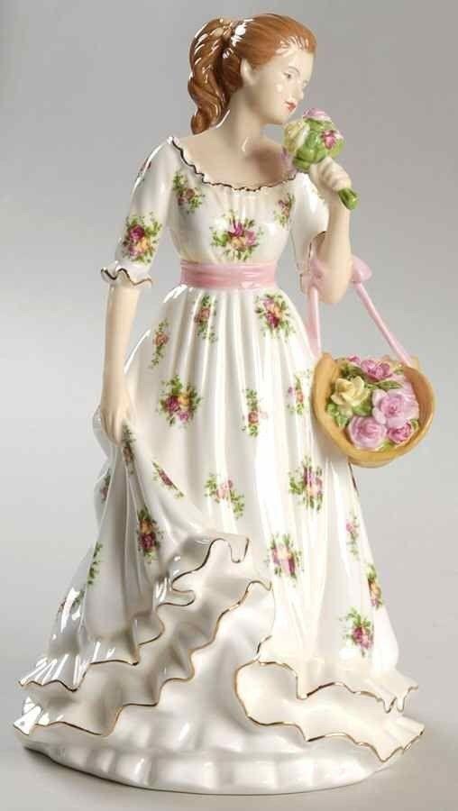 ROYAL ALBERT OLD COUNTRY ROSES**Sweet Rose Figurine**RA26 • $129.99                                                                                                                                                                                 More