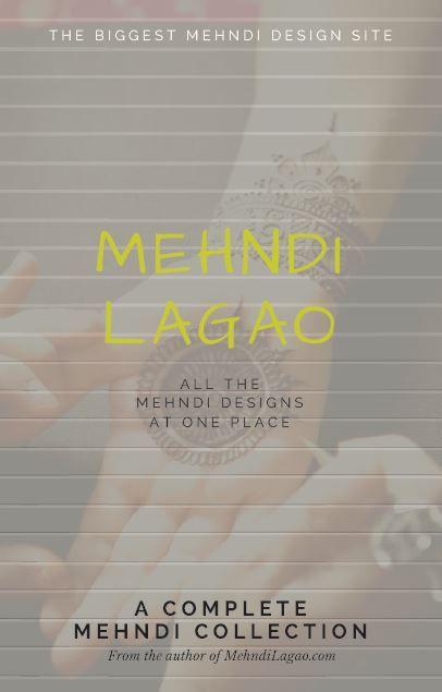 Simple Mehndi Design Book PDF Free Download