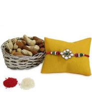 Dry fruits and Rakhi to Jaipur