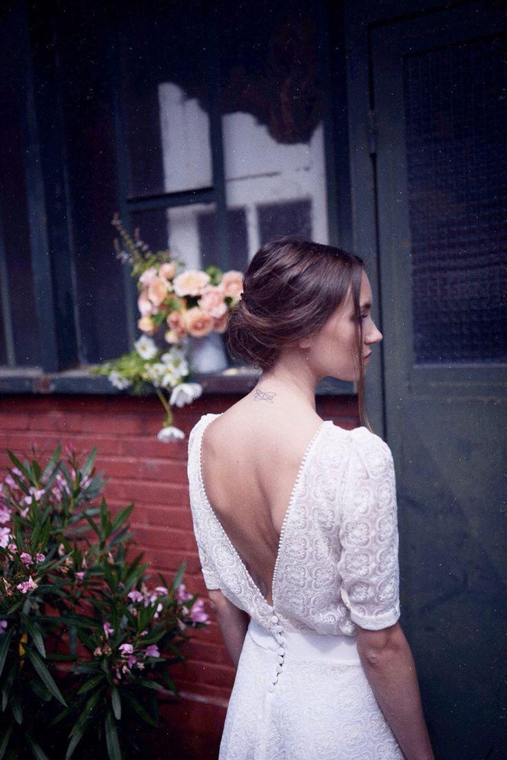 Robe Deborah / collection Christina Sfez 2015 #callmemadame #weddingdress