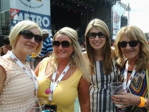 Schools Out for Summer..! Teachers day out the Leicester Music Festival