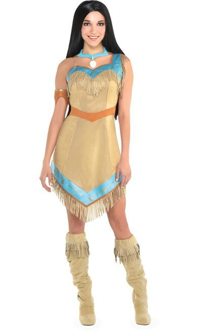 Shop for Womens Pocahontas Costume and other Women s Halloween Costumes  online at PartyCity.com. Save with Party City coupons and specials. 0e088f2828